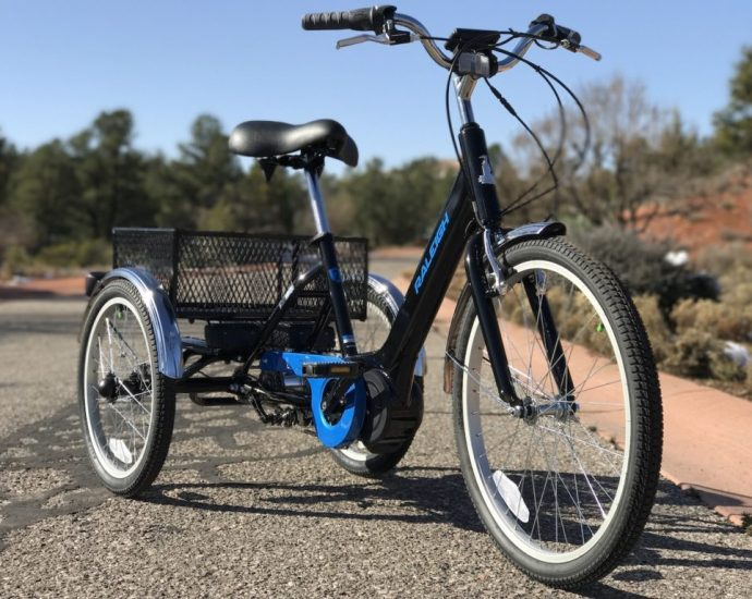 Grown-up Electric Cozy Trike Evaluation