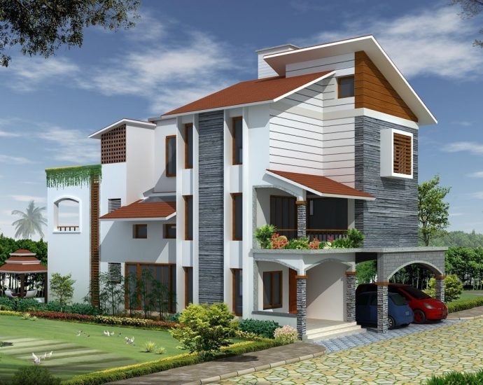 Making Use Of Excessive-finish Villas In Bangalore